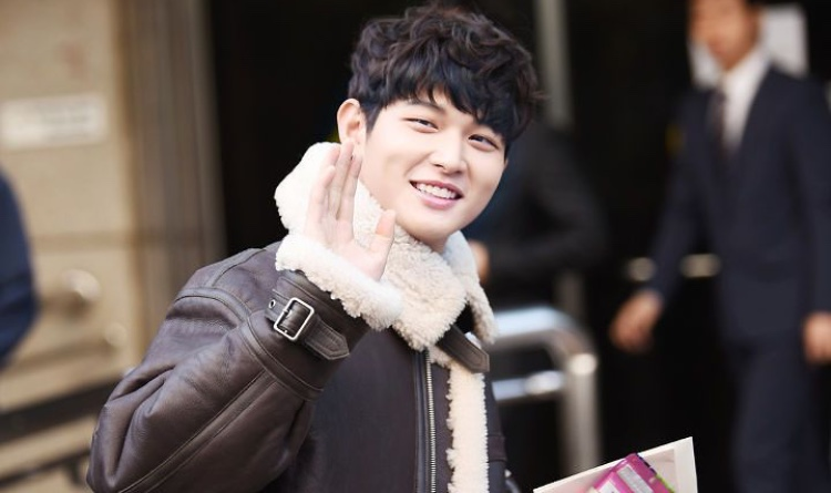 Gantengnya Lee Seo Won di Film About Time