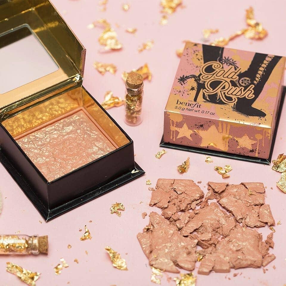 Gold Rush: Perona Pipi Baru Dari Benefit Cosmetics