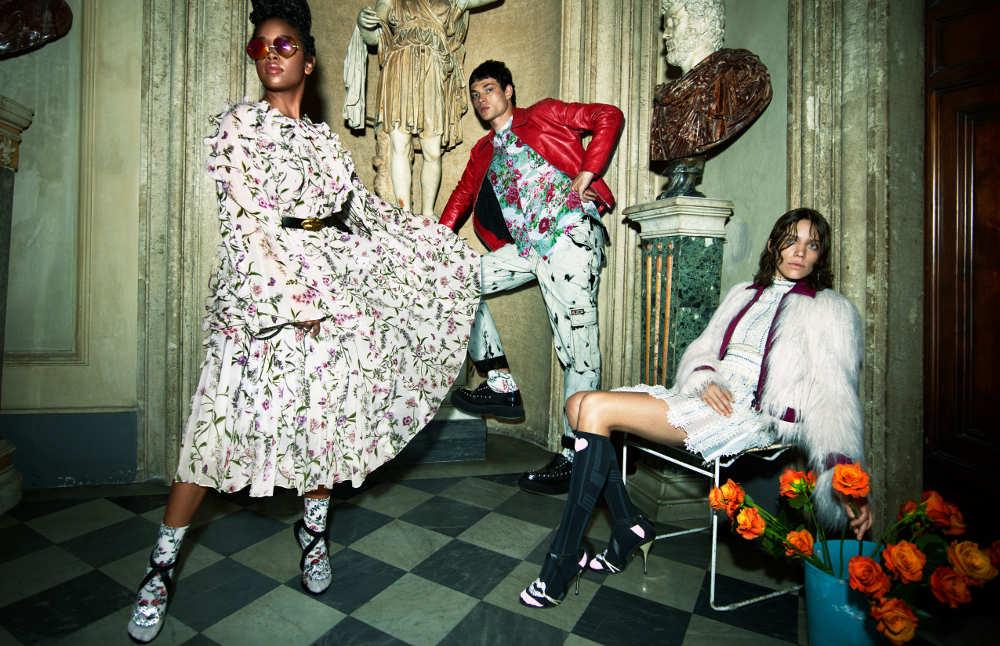 H&M Berkolaborasi Dengan Giambattista Valli