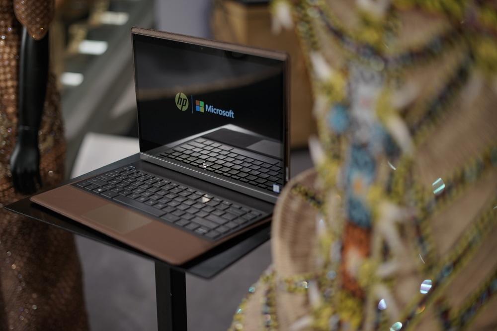 'HP Spectre Folio', Laptop Kulit dengan Fitur Unik