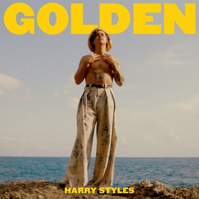 Harry Styles Rilis Video Klip Single Kelimanya, Golden