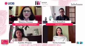 Her World Gelar Webinar Survive Berbisnis Lewat Digital