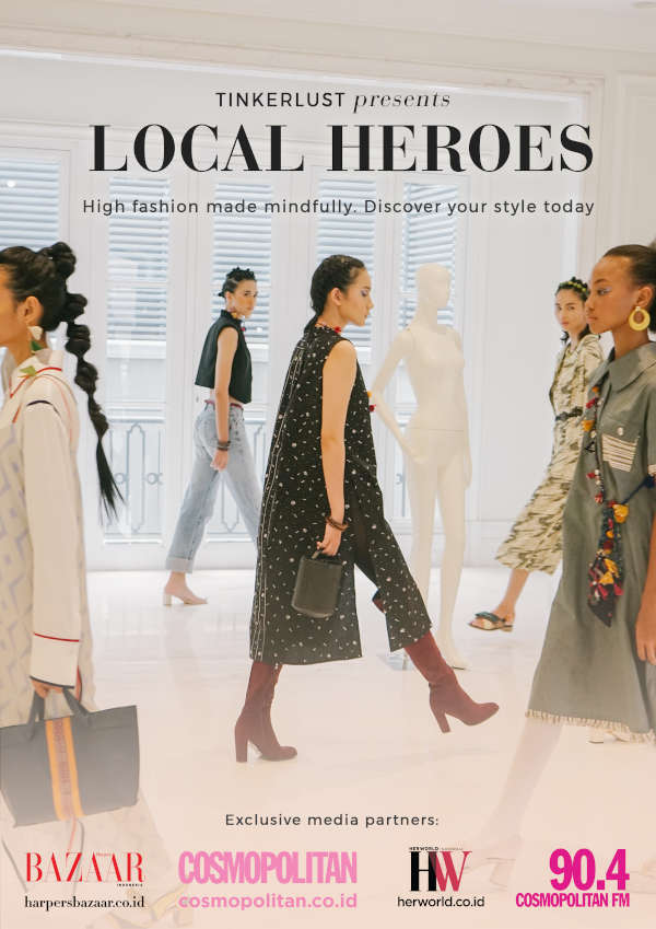 "Tinkerlust present  ""Local Heroes"""