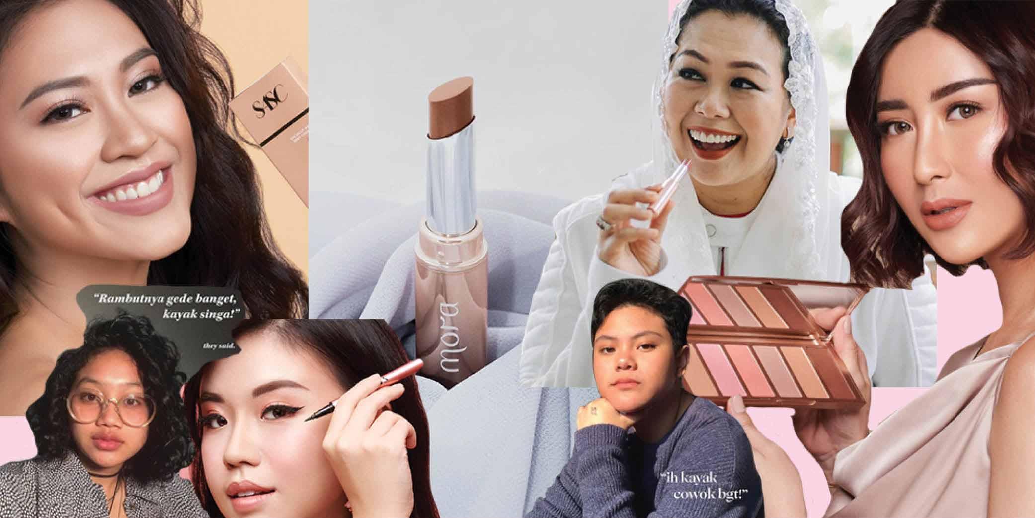 3 Label Kecantikan Lokal dengan Misi Sosial yang Inspiratif