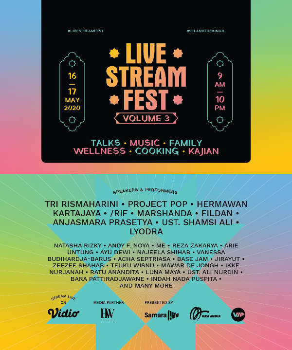 Live Stream Fest Vol. 3