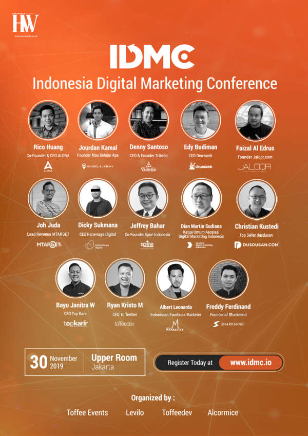 Indonesia Digital Marketing Conference 2019
