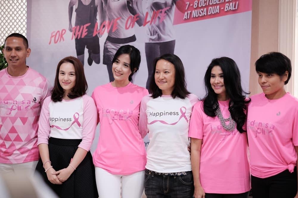 Indonesia Goes Pink Siap Hadir Bulan Pada September