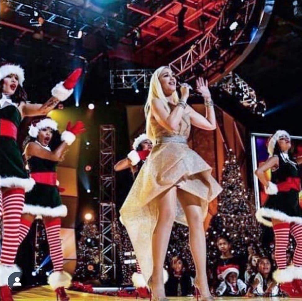 Indonesia di Panggung Gwen Stefani dan Khloe Kardashian