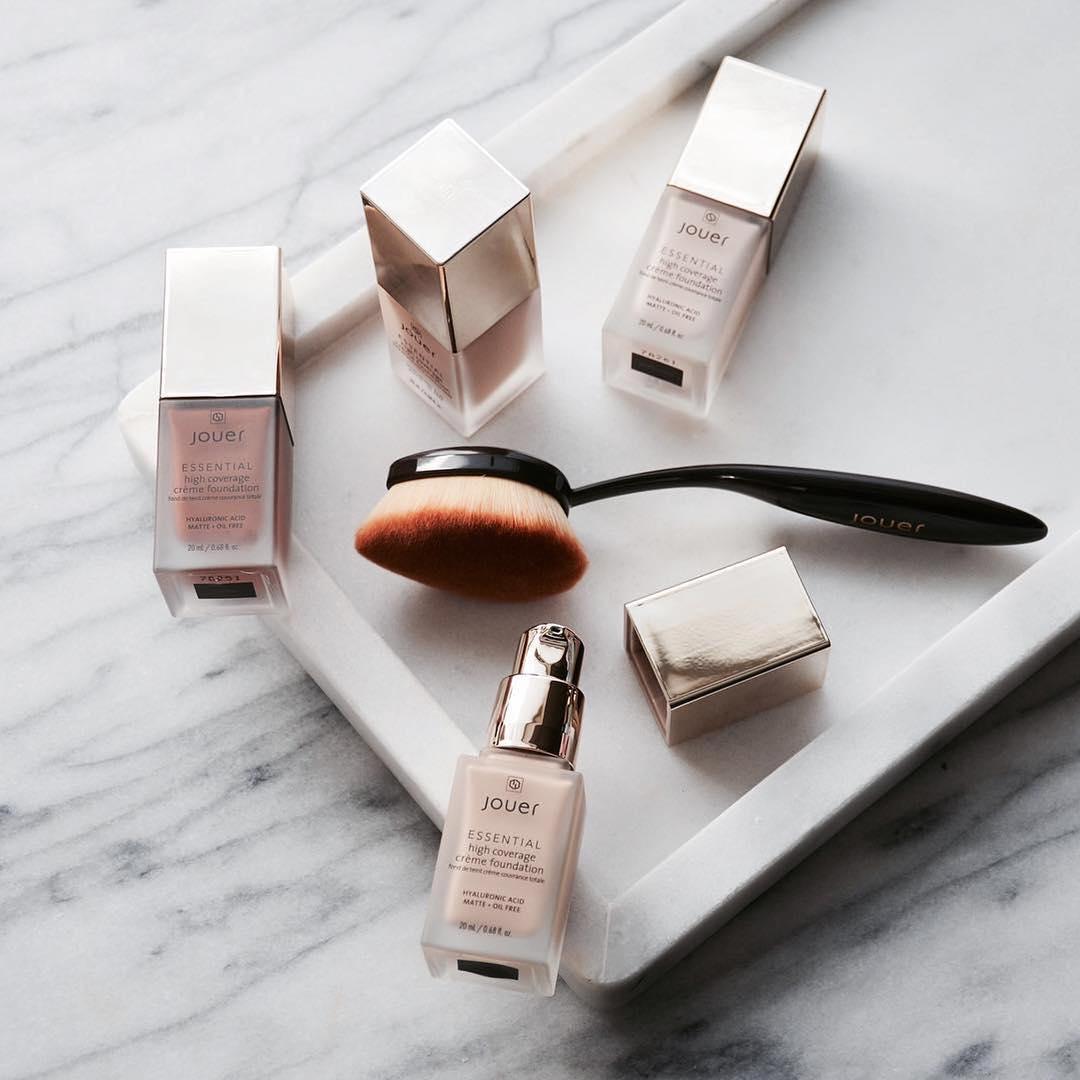 Ini Dia Koleksi Kosmetik Musim Gugur 2017 Jouer