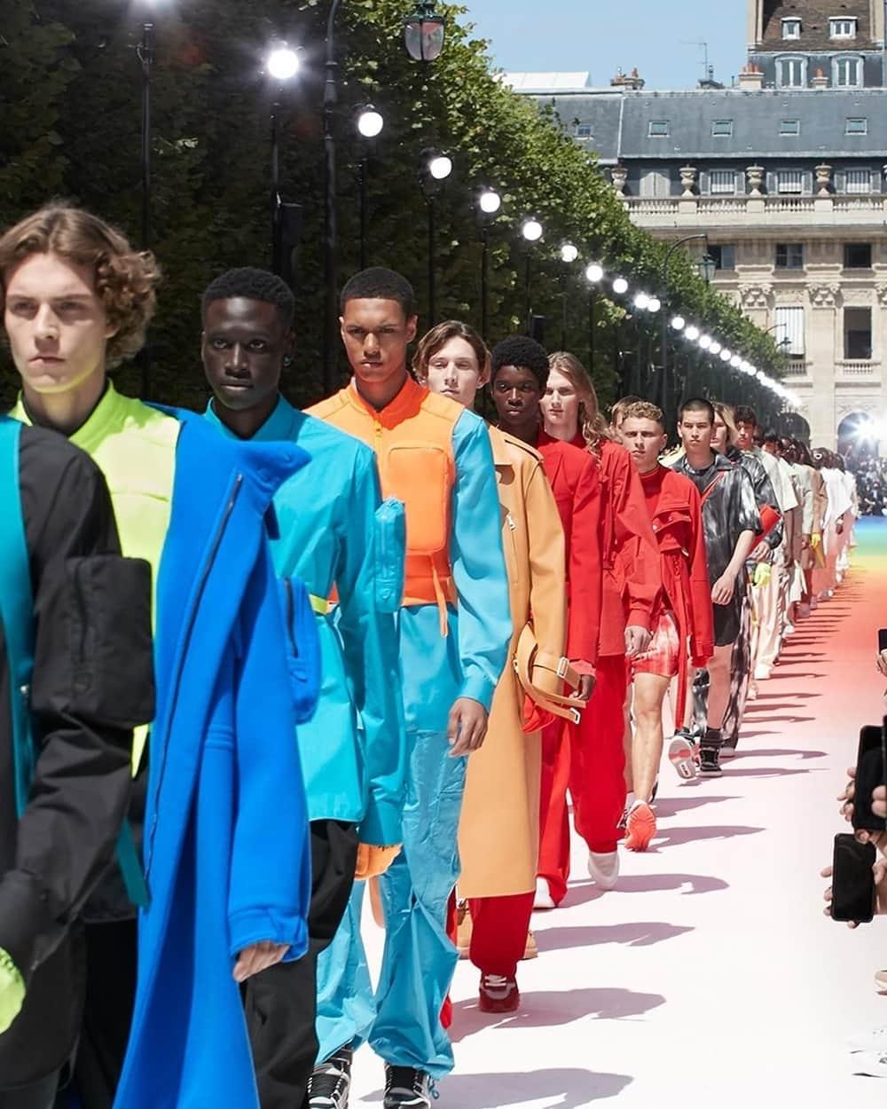 Ini Koleksi Pertama Virgil Abloh Untuk Louis Vuitton