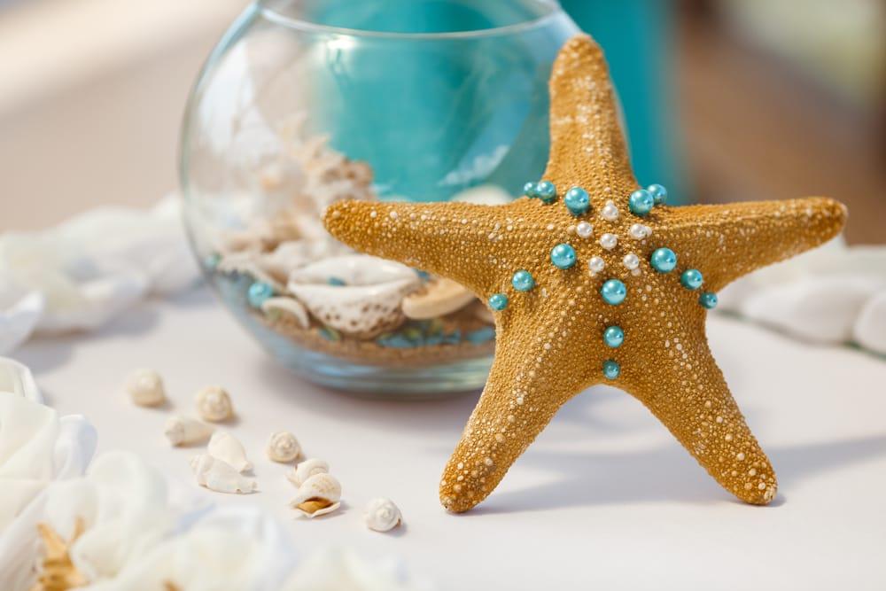 Inspirasi Dekorasi Pernikahan Bernuansa Laut