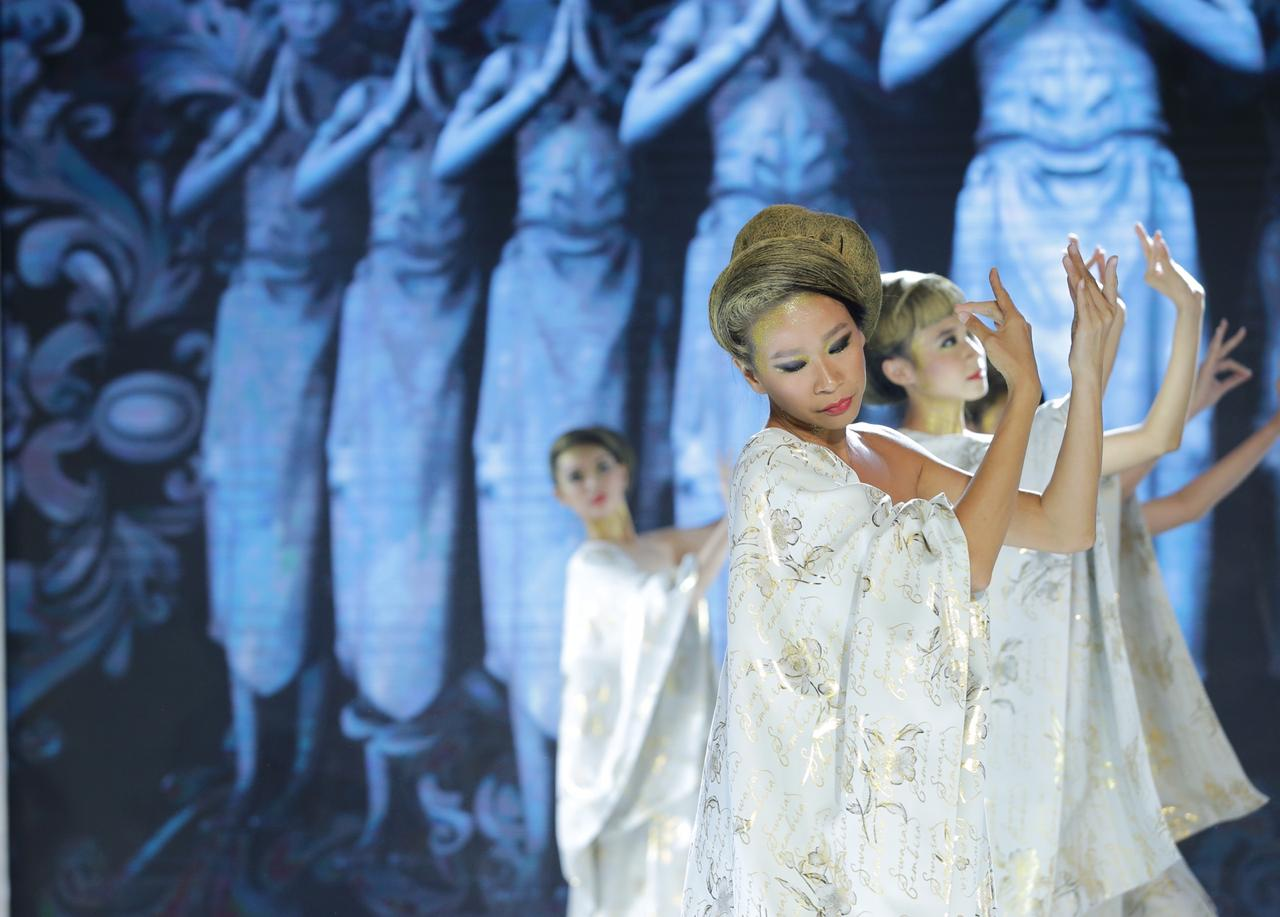 Inspirasi Seni Budaya Indonesia di 'Bidadari Bidadara'