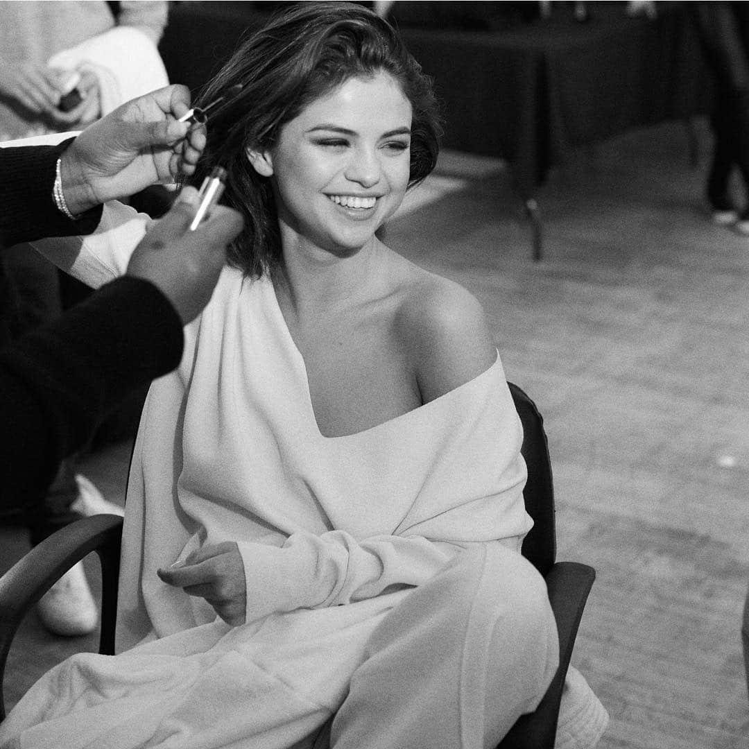 Intip Dibalik Pemotretan Selena Gomez Dengan Coach