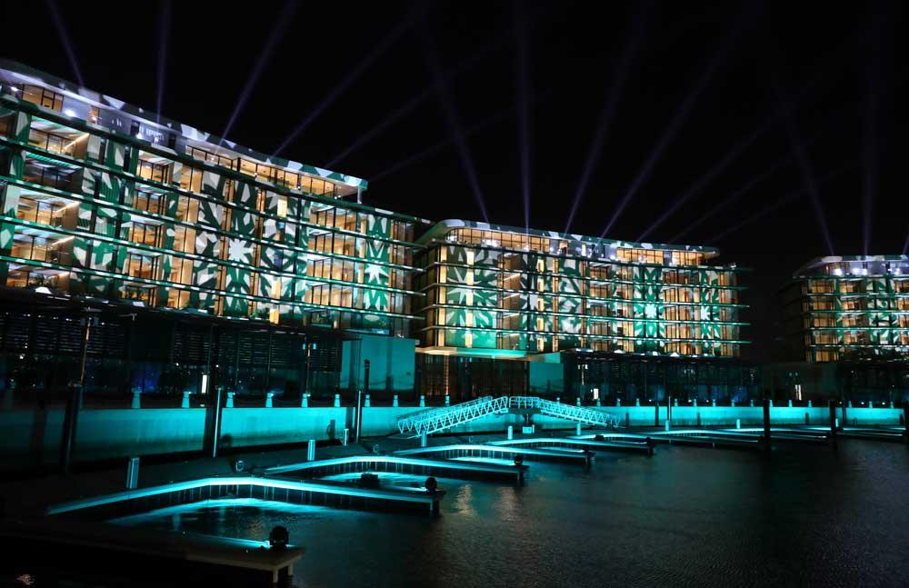 Intip Peluncuran Bulgari Resort Dubai