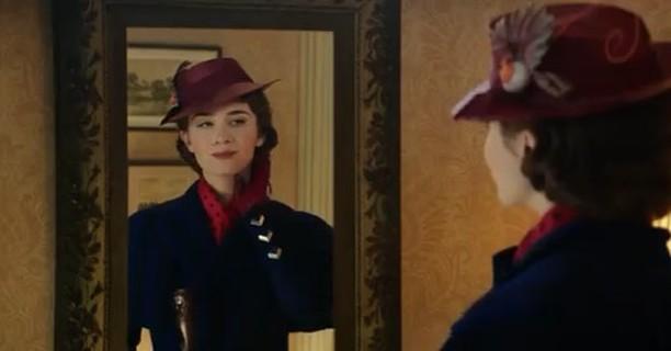 Intip Teaser Dari Trailer Film Mary Poppins Returns
