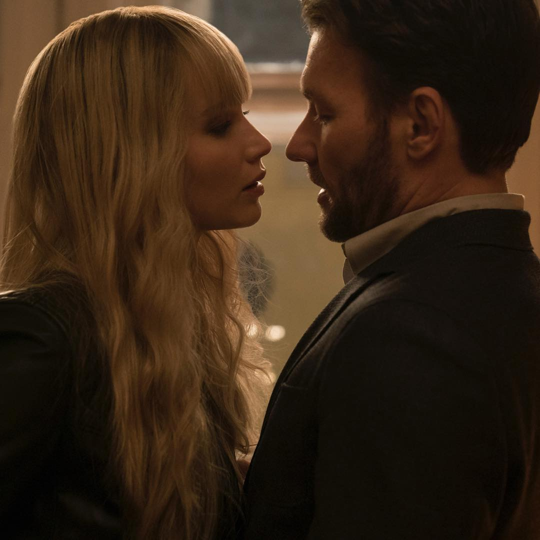 Intip Trailer Film Baru Jennifer Lawrence Red Sparrow