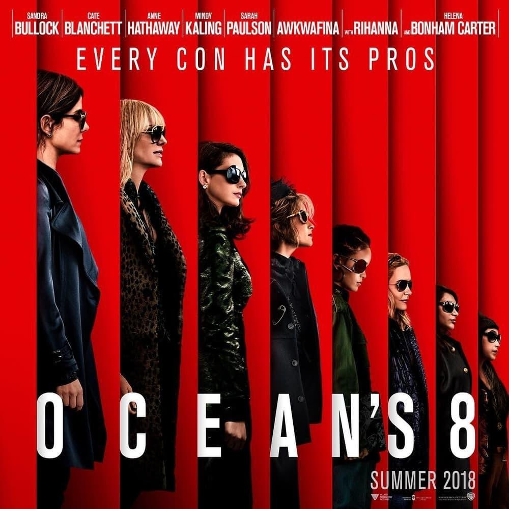 Intip Trailer Pertama Film Ocean's 8