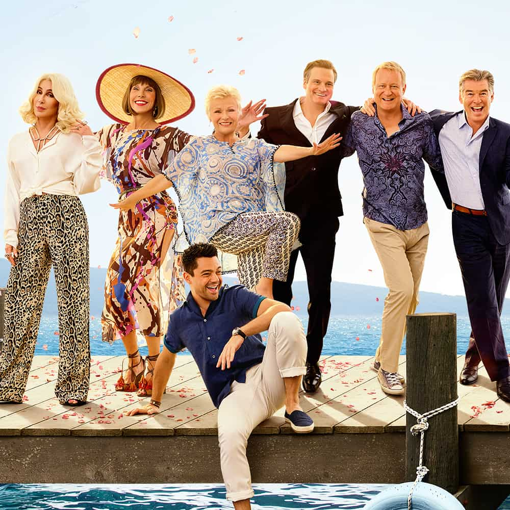 Intip Trailer Sekuel Film Mamma Mia