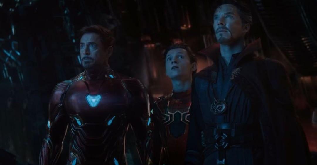 Intip Trailer Terakhir Film Avengers: Infinity War