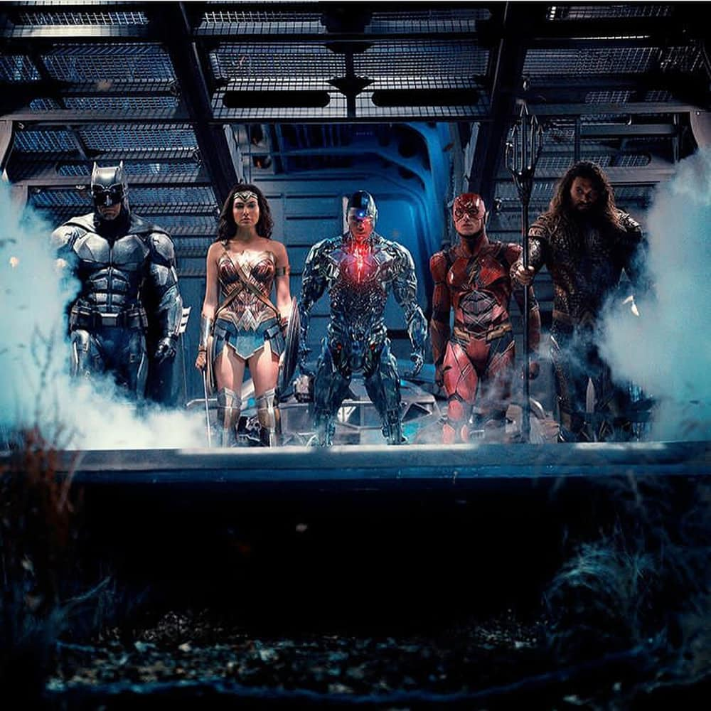 Intip Trailer Terbaru Film Justice League