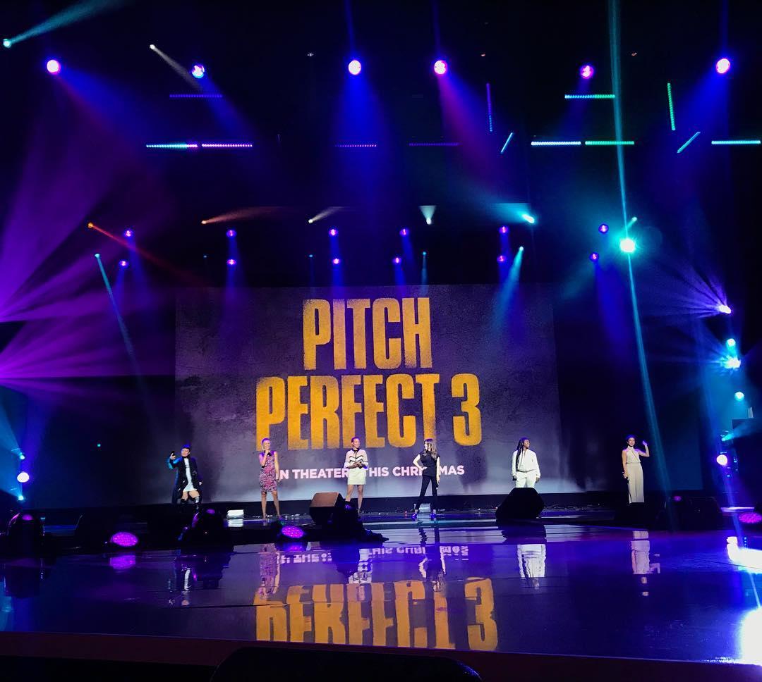 Intip Trailer Terbaru Film Pitch Perfect 3