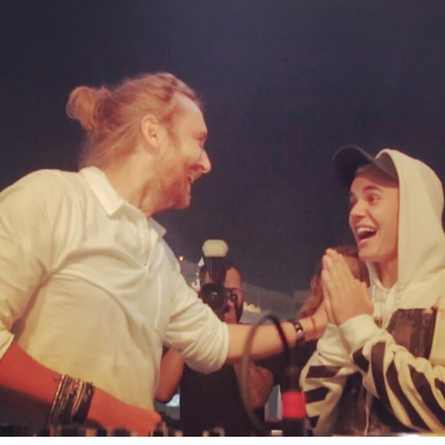 Intip Video Klip Lagu 2U David Guetta dan Justin Bieber