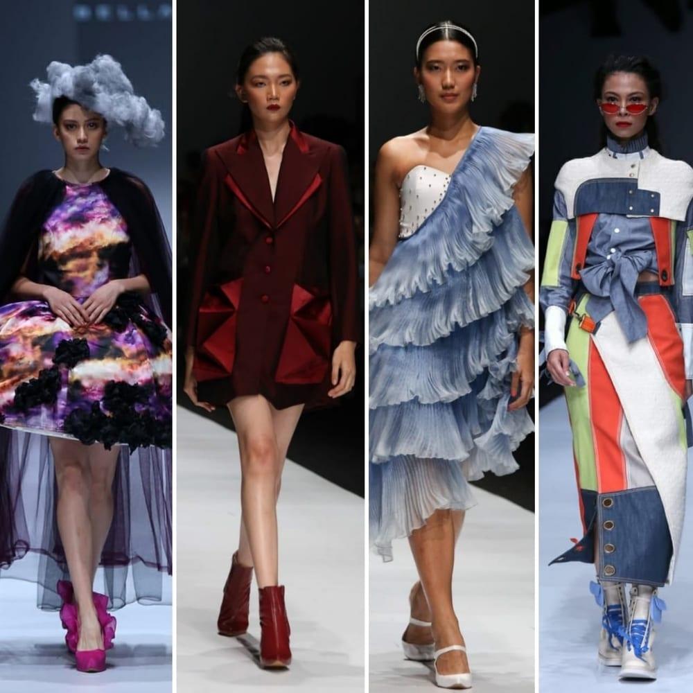 JFW 2020: Gebrakan 4 Desainer LPTB Susan Budihardjo
