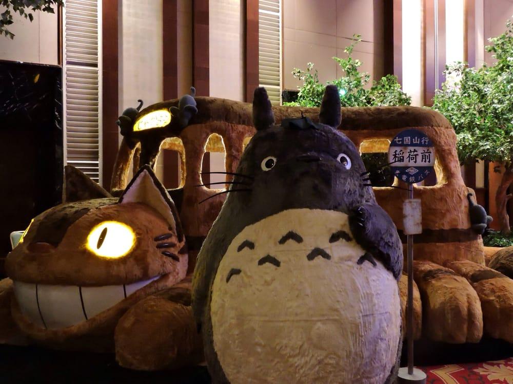 Jakarta Menjadi Tuan Rumah Pameran Studio Ghibli