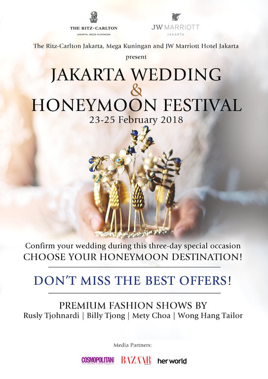 Jakarta Wedding & Honeymoon Festival