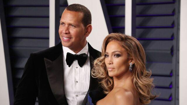 Jennifer Lopez Dikabarkan Putus Dengan Alex Rodriguez