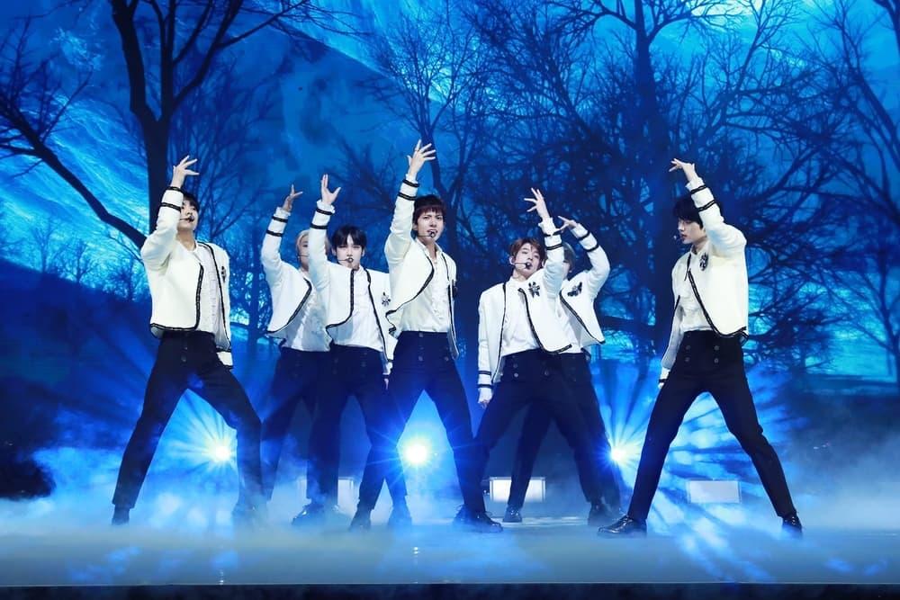 Kemeriahan KVIBES Sambut Debut Grup ENHYPEN
