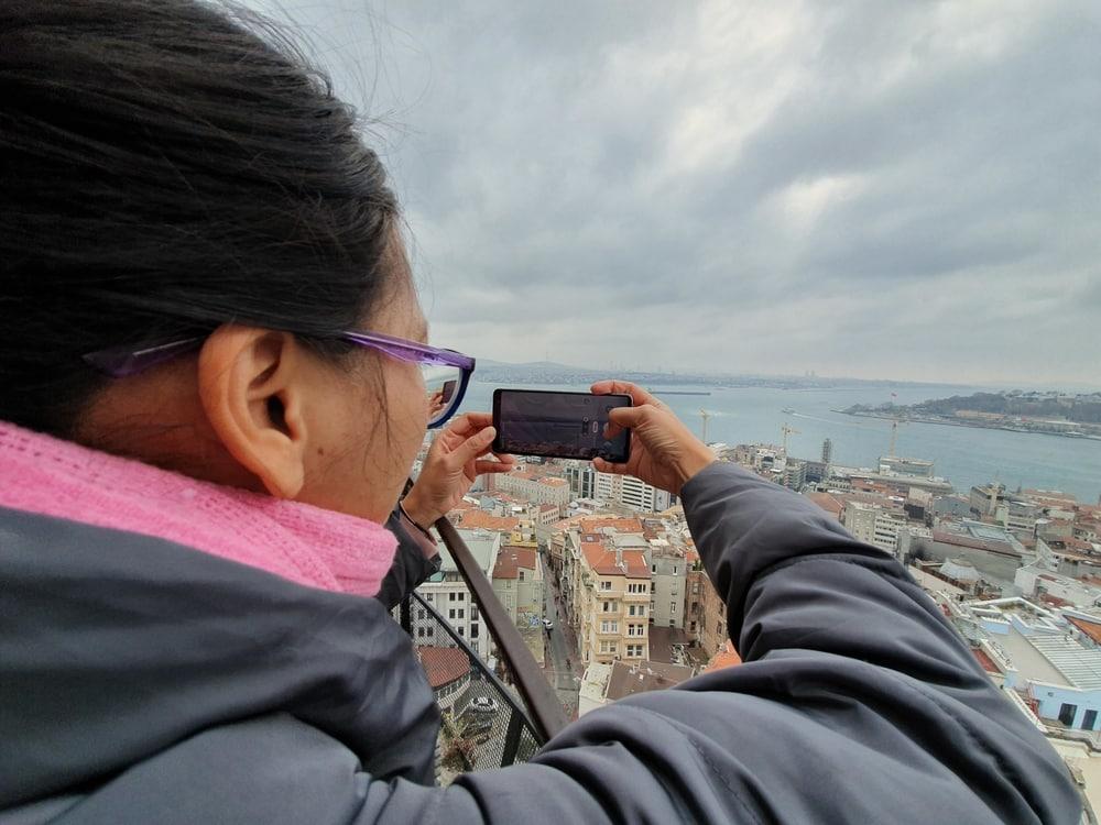 Kala Eksplorasi Turki dengan Samsung Galaxy S10
