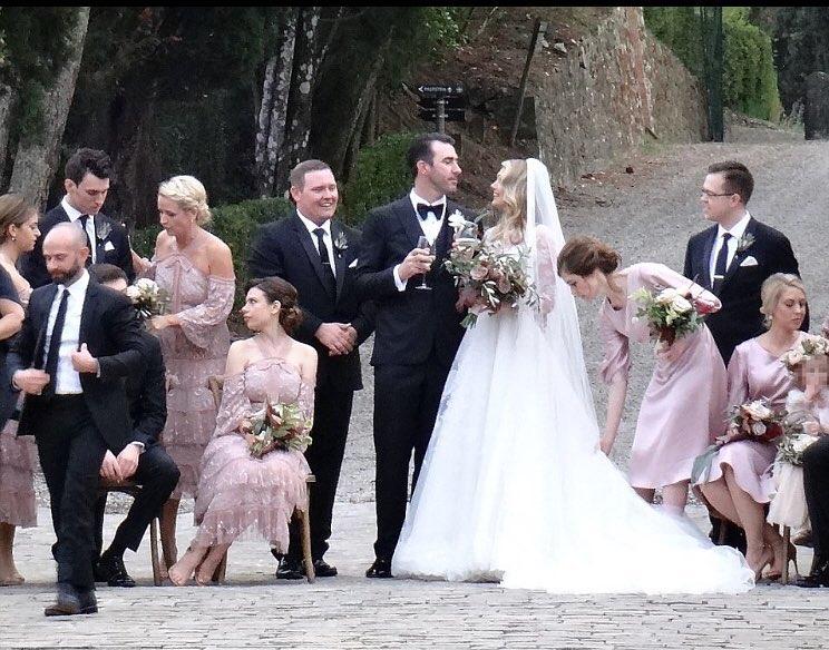 Kate Upton dan Justin Verlander Menikah
