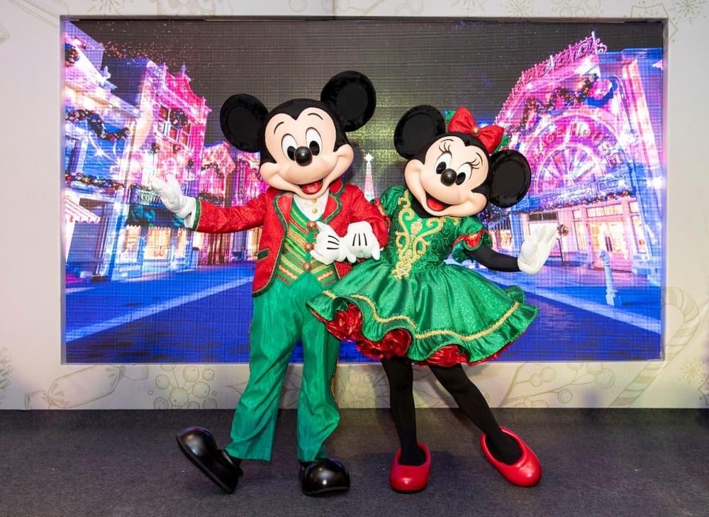 Keajaiban Natal Bernuansa Disney di Grand Indonesia
