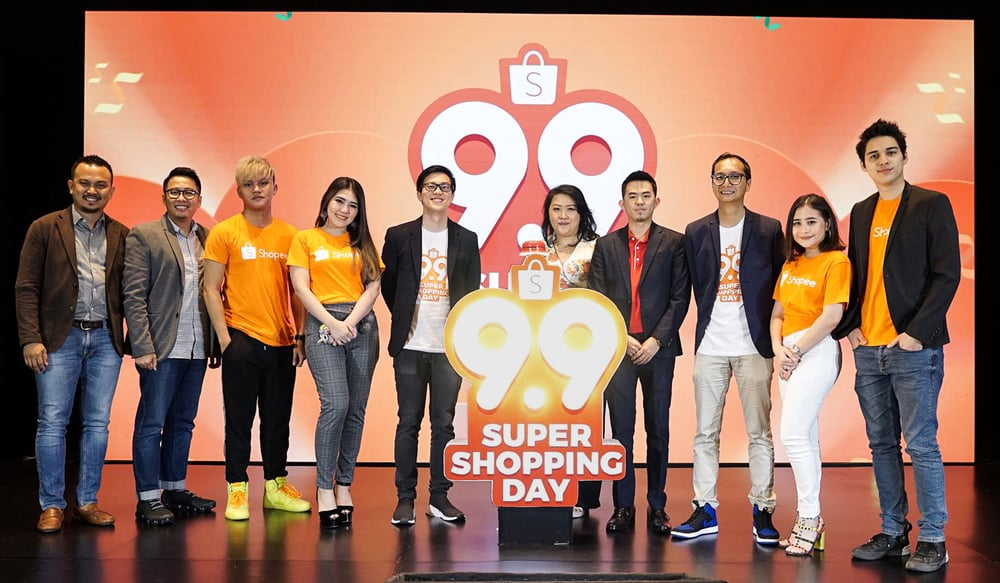 Kejar Harga Super Murah di 'Shopee Super Shopping Day'