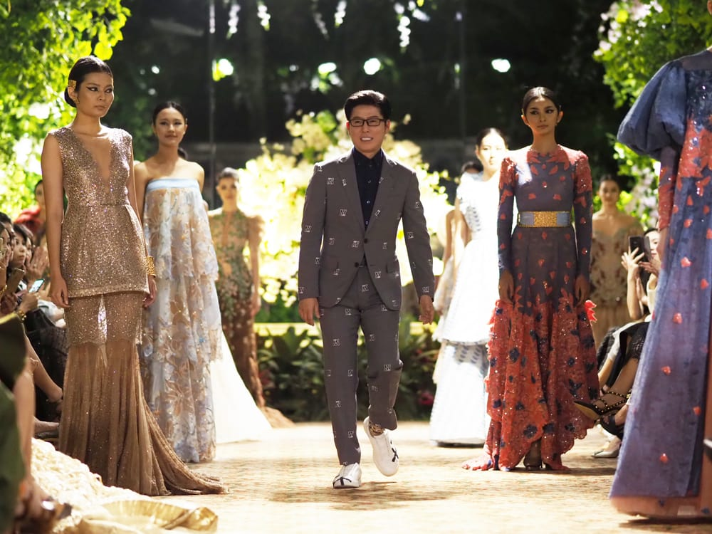 Kejutan Koleksi Sebastian Gunawan di 'Wedding Showcase'
