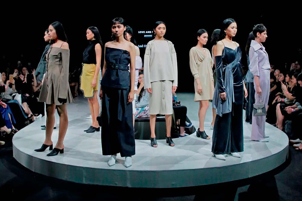 Kemeriahan Plaza Indonesia Fashion Week Tahun Ini