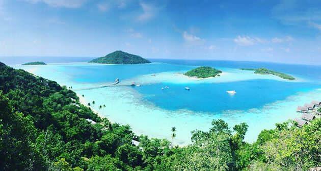 Kepulauan Anambas, Destinasi Wisata Menjanjikan di 2019