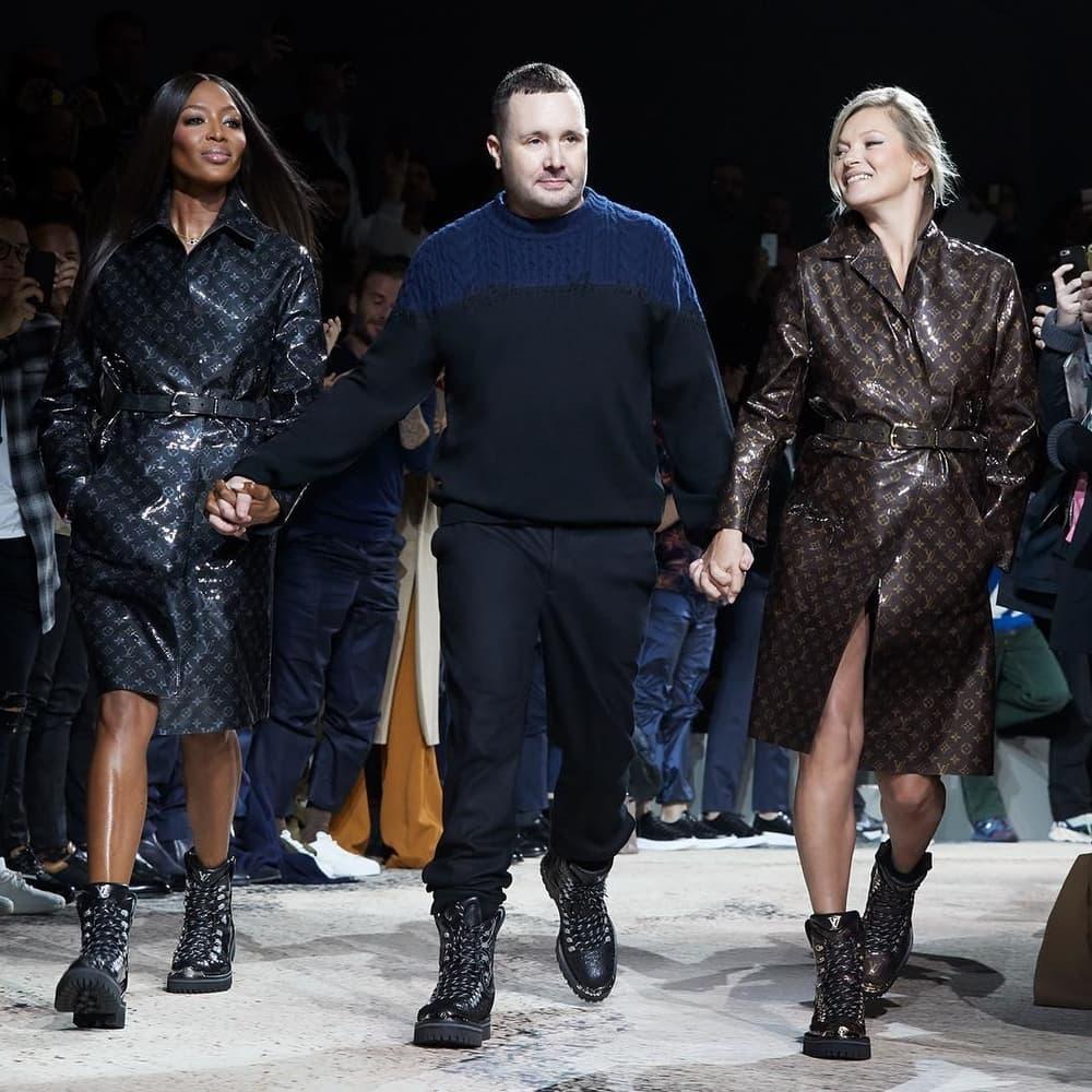 Kim Jones Meninggalkan Louis Vuitton
