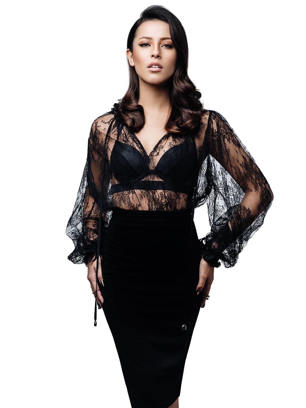 Kisah Perjalanan Karier Nina Kozok