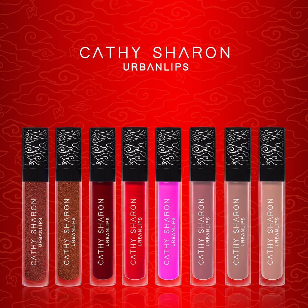 Kolaborasi Cathy Sharon dan Urban Lips