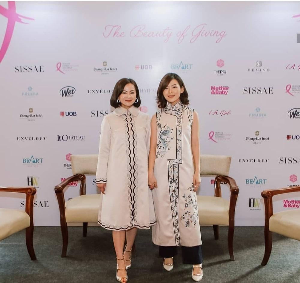 Kolaborasi Sissae dan YKPI Ajak Peduli Kanker Payudara