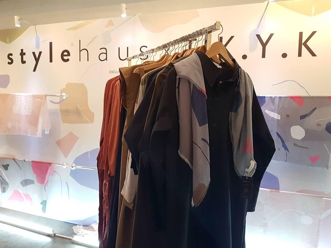 Kolaborasi Stylehaus dan I.K.Y.K