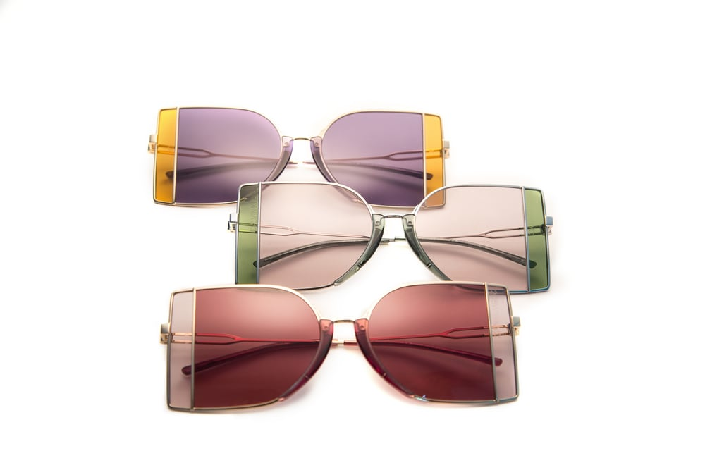 Koleksi Kacamata Pertama Raf Simons untuk Calvin Klein d47fecaf82