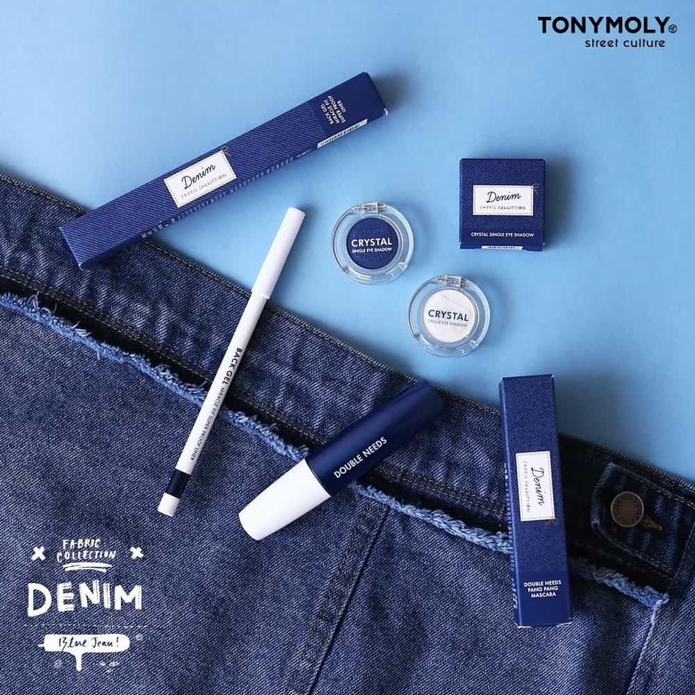 Koleksi Makeup Bertema Kain Dari Tony Moly