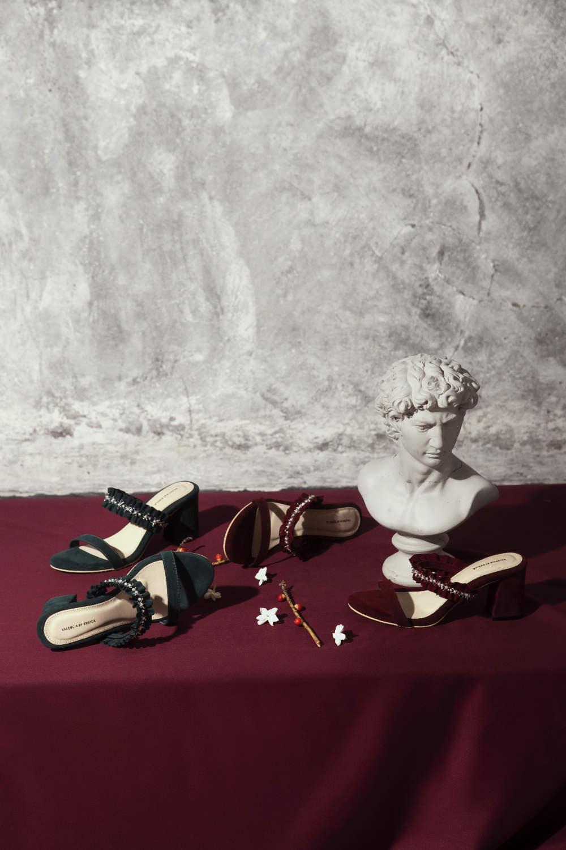 Koleksi Sepatu Modis dan Nyaman Valencia By Enrica
