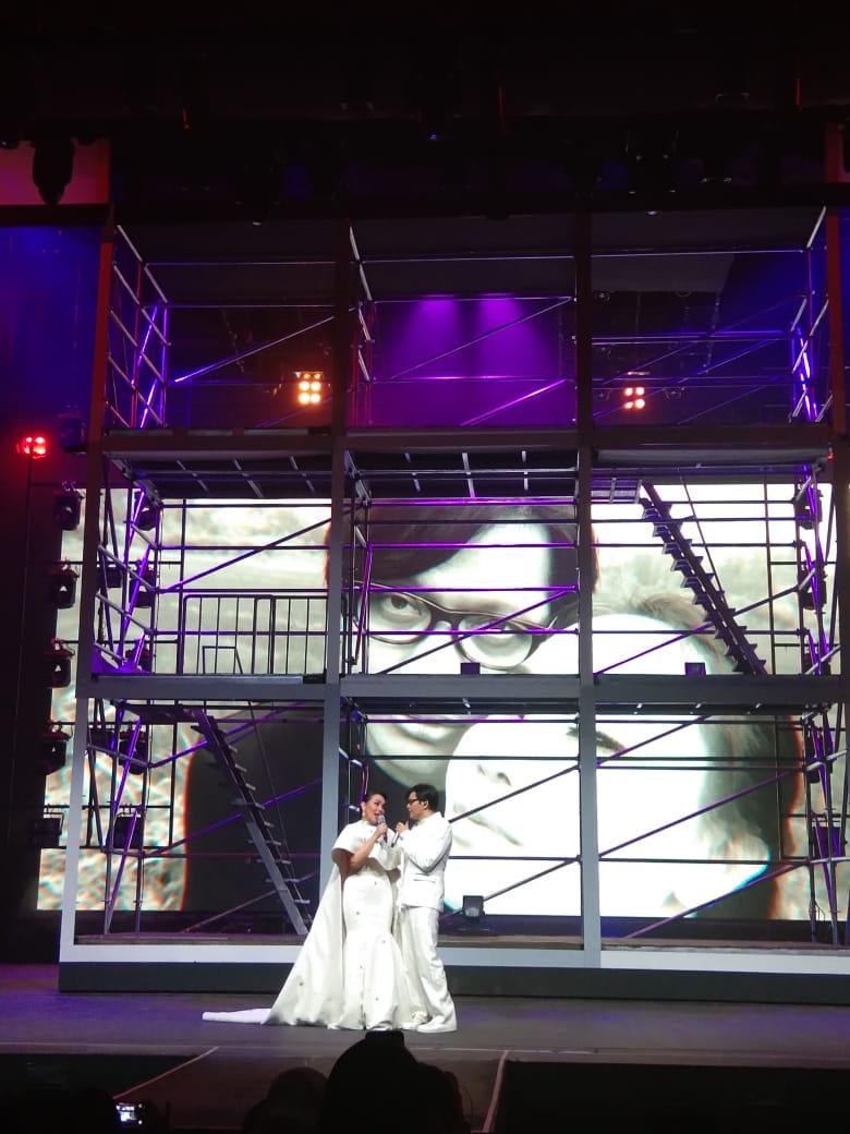 Konser Intim '1 Hati 1 Cinta' Armand Maulana-Dewi Gita