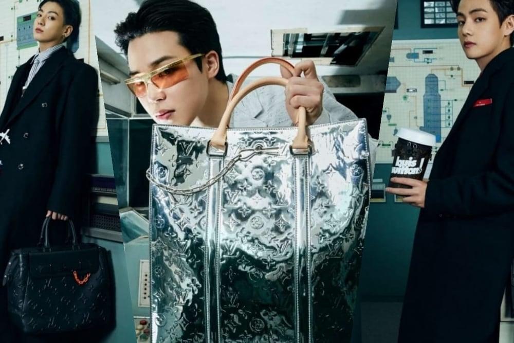 Gaya BTS Dengan 7 Tas Louis Vuitton yang Wajib Dimiliki