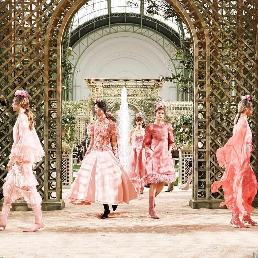 Lagu Fashion Show Chanel Kini Tersedia Di Apple Music