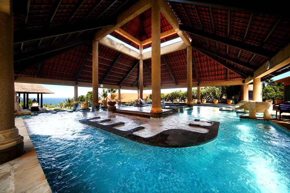 Layak Coba: Aquatonic Pool Spa by Ayana Bali